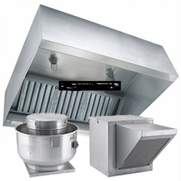 Kitchen Exhaust Systems: Ventilation Systems For Kitchen