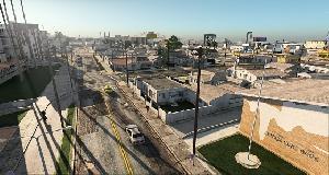 Grand Theft Auto VxIV2SA Beta III